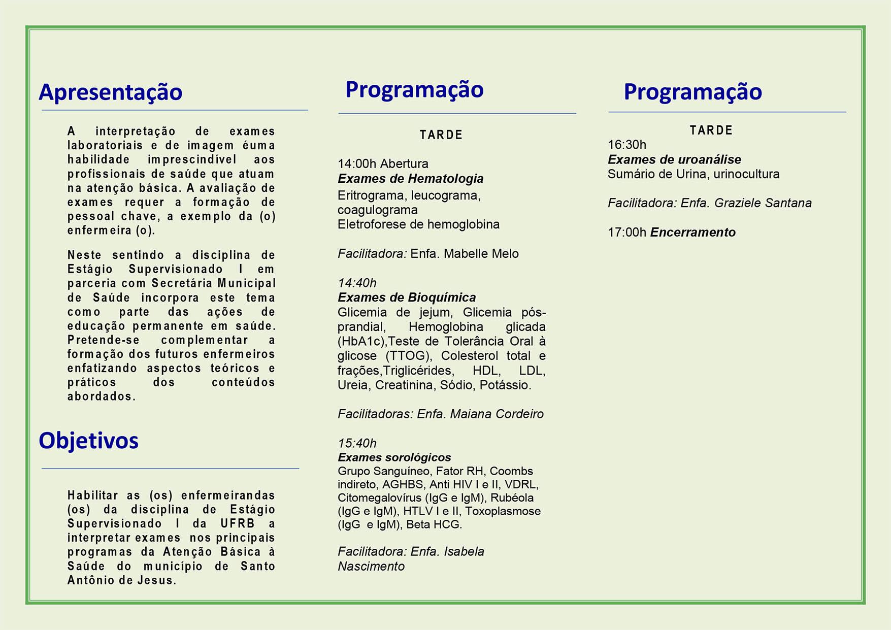Exames para toxoplasmose