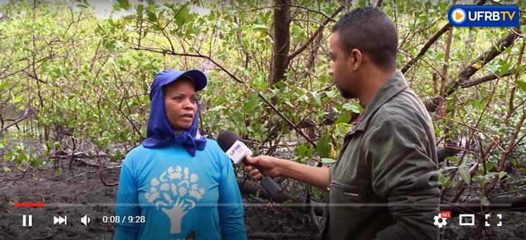 Ciência no Massapê - Marisqueiras do Iguape
