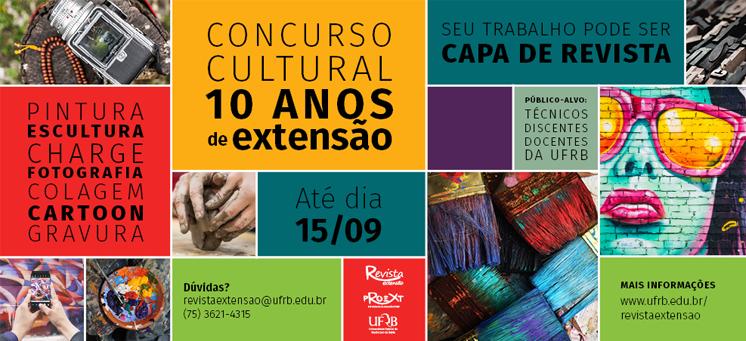 Revista Extensão seleciona trabalhos artísticos