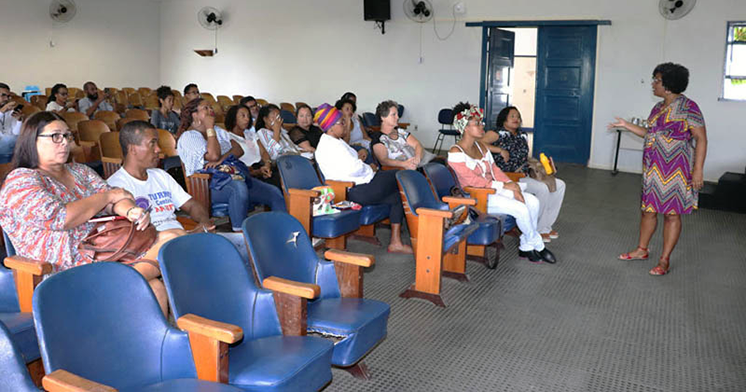 Reunião do COPARC para posse dos novos membros que atuarão nas seleção de 2019