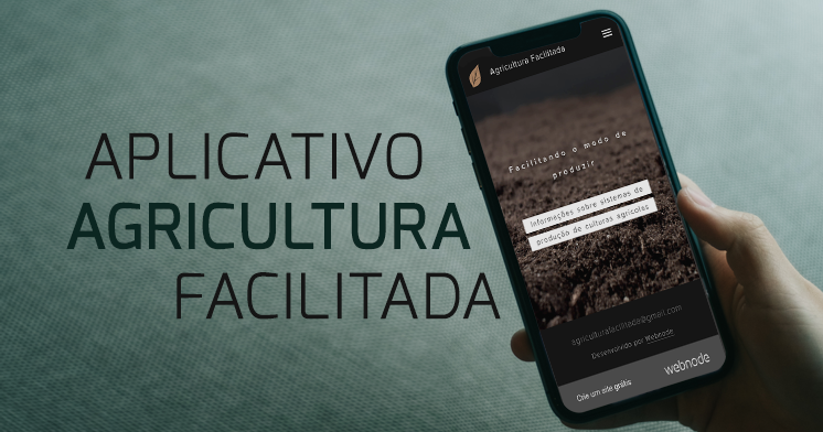 Aplicativo de alunos da UFRB explica culturas do amendoim e do cacau