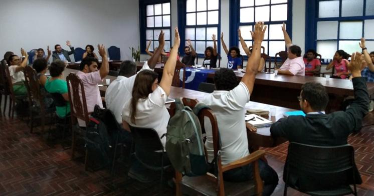 Conselho Superior da UFRB, reunido no último dia 12 de dezembro, rejeita Future-se.